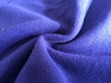 solid color 100 polyester polar fleece fabric one side brushed