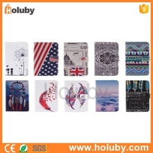 hot sale Wallet Style Magnetic Flip Stand TPU+ PU Leather Case for iPad 4 The New iPad iPad 2