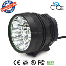 AloneFire BK-09 18000 Lumen 9 x XM-L T6 Bike Bicycle Front Light LED Flashlight Headlamp 9T6 Cycling Headlight Head Torch