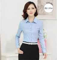 Wholesale prices OEM quality office wear shirts for women for sale