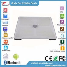 Newest Products in market Baby Mother bluetooth Height Weight Weighing Scale with BMI