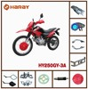 Chongqing manufactured Motorcycle Spare Parts