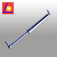 Marine waterproof gas cylinder support with eyelet