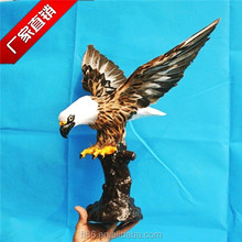 2014 best seller garden decoration eagle sculptures