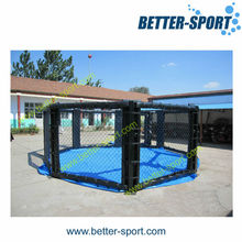 new styles ground floor mma cage