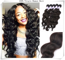 Verified virgin hair manufacturer wholesale 100% virgin loose wave hair weave