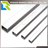 Lirui precision stainless steel rectangular tube