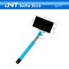 China products high quality selfie stick with bluetooth shutter button