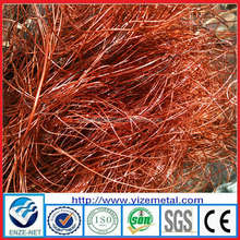 alibaba china supplier 99.9% mill berry red copper scrap good price factory/99.9 purity copper wire scrap