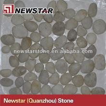 Newstar white pebble rocks