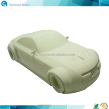 China custom cnc plastic toy car model rapid prototype