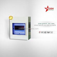 TSM waterproof stainess steel plexiglass distribution box