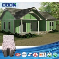 China manufacturers cheap ready made house in India