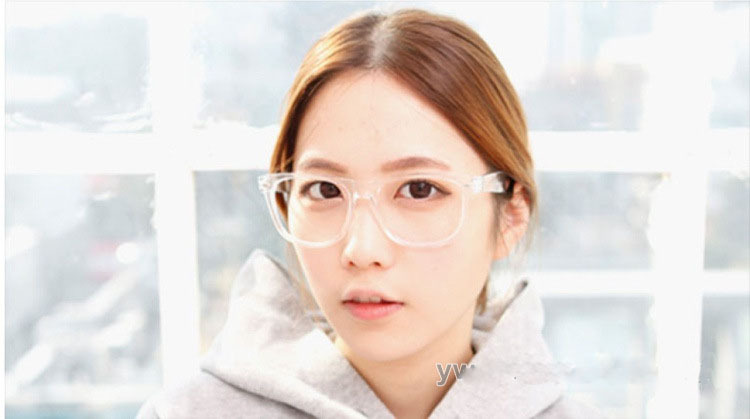 Clear Fashion Glasses For Women Product Description