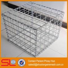 2015 hot sale welded mesh galvanized wire mesh welded gabion / gabion box mesh