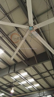 Make a cooling and ventilation functions industrial cooling fans HVLS fans