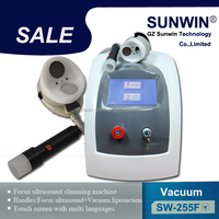 SW-255F hot selling focus ultrasound cavitation home use