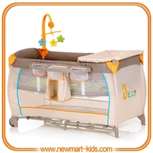European standard baby playpen luxury baby playpen playyard baby travel cot
