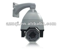 360 degree rotation ptz ir dome camera