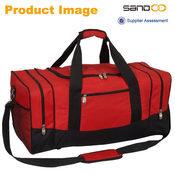 2015 China Manufacturer cheap Travel Bag, young sports travel bag