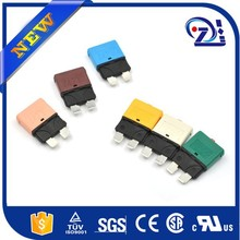 circuit breaker got wet type z circuit breaker 28V Automatic Reset Circuit Breaker fuse