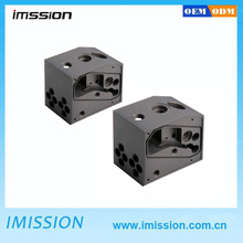 OEM CNC aluminum parts used in the window adapter precision parts