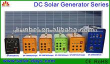 2013 El más nuevo sistema de energía solar