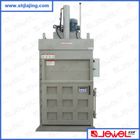 CE certificate more than 20 years factory supply high quality jewel paper baling machine