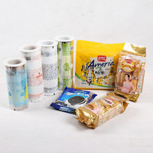 JC green bread plastic multilayer packaging film/bags,pvc stretch film for food wrap