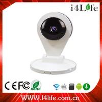 Samll case and Thin Smart Home IP Camera