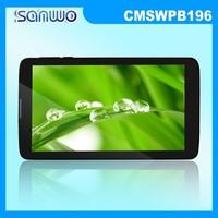 Fashion designed SIM card slot Dual Core 1.3Ghz 3g dual sim 7 inch tablet