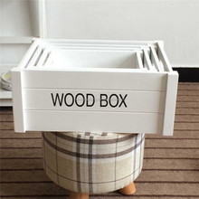 Small Wooden Craft Boxes to Decorate