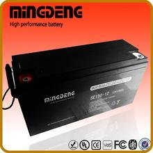 hot sealed 150amp 12 volts gel battery for UPS system