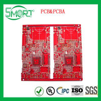 Smart Bes High Quality!! sata connector pcb board,electronic pcb circuit maker,high quality power bank maker