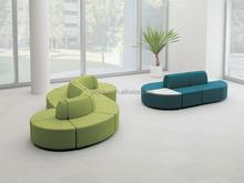 Bisini Fabric Sofa Furniture, Latest Lobby Leisure Fabrice, Designer Sofa Furniture