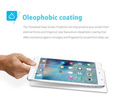 For iPad Mini Screen Protector, Premium Anti Scratch Tempered Glass Screen Protector Film for Apple iPad Mini 1/2/3/4 All Models
