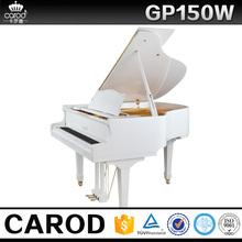 China direct supplier white baby grand piano