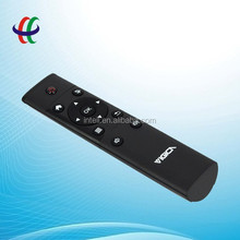 Universal remote control 2.4G wireless air fly mouse for tv box android