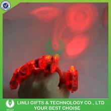 OEM Logo Silicon Led Flashing Finger Light, Led Flashing Finger Light, Silicon Finger Light