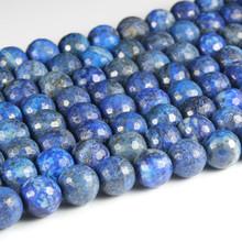 una qualità semi preziosa naturale 10mm lapislazzuli pietra