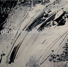 High quality picture oil painting, waterfall oil painting for decor