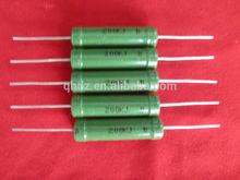 alta tensão metal esmalte resistor de filme 25w