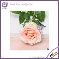 k4905-9 rose silk flowers high quality wholesale giant artificial flower