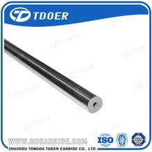 Vigin Material Guaranteed K10 Cemented Carbide Solid Rods For Half Moon Step Drill