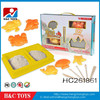 2015 Hot selling DIY magic modeling sand with beach molds toys HC261861