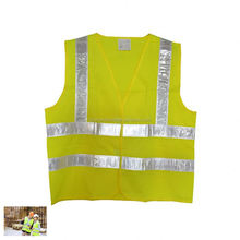 Road and Working 3m Reflective Vest with High Quality