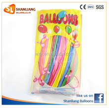 Highly Quality DIY 260N Magic Nature Modelling Latex Balloon