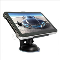 """WinCE 6.0 MTK brand -new 7"""" inch Car GPS Navigation128MB + FM + 4GB +800MHz 3D Map"""