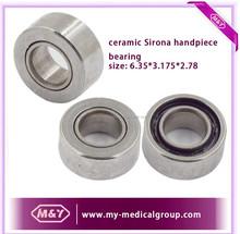 handpiece Ceramic/stainless steel Bearing Dental Handpieces seven ball/eight ball handpiece dental bearing SR144TLK with step