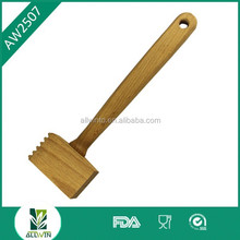 New design beef steak machine/wooden hand meat hammer/meat tender